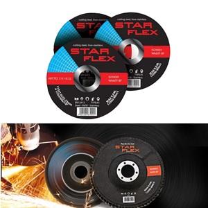 Δίσκοι κοπής Star Flex